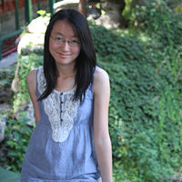 Lena als Freiwillige in Guangxi