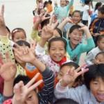 Lena als Freiwillige in Guangxi 2