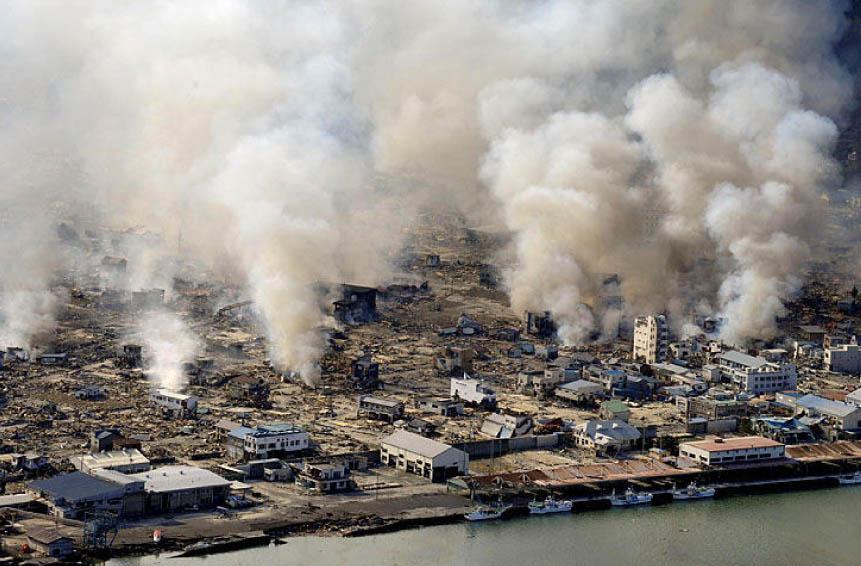 Yamada - nach dem Tsunami