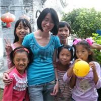 Lenas Bericht als Freiwillige in Guangxi