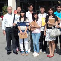 Prof. Bao besucht Hainan