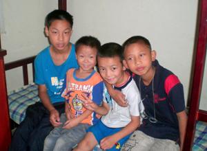 Deng und seine Freunde
