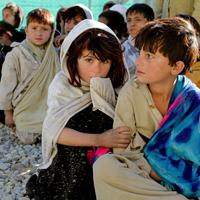 赞助难民儿童学德语